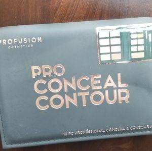 19 piece Concealer and Contour Set